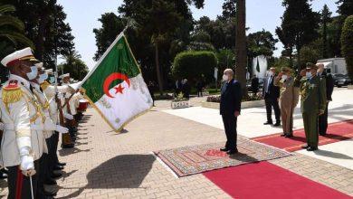 صورة كلمة السيد عبد المجيد تبون رئيس الجمهورية للأمة بمناسبة الذكرى 59 لعيد الاستقلال