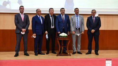 صورة سوناطراك: التوقيع على إتفاقيتين  في إطار مشروع انجاز 3 محطات لتحلية مياه البحر بشرق العاصمة