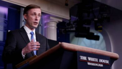 """صورة البيت الأبيض: نركز بشدة على احتمال شن جماعة مثل """"ولاية خراسان"""" هجوما في أفغانستان"""