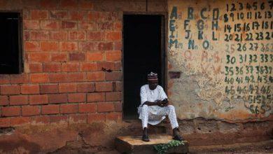 صورة إطلاق سراح الطلبة المختطفين في نيجيريا