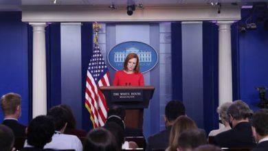 صورة البيت الأبيض يرد على الدعوات المطالبة باستقالة بايدن بعد هجوم كابل