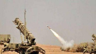صورة الدفاعات السعودية تعترض وتدمر طائرة مسيّرة مفخخة أطلقها الحوثيون تجاه خميس مشيط