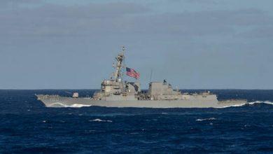 صورة الوزير الجديد للبحرية الأمريكية يحدد 4 تحديات رئيسية أمام الأسطول