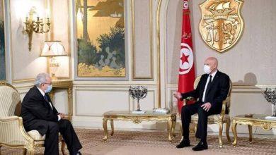 صورة للمرة الثانية خلال أسبوع.. الرئيس التونسي يستقبل وزير الخارجية الجزائري في قصر قرطاج