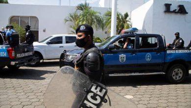 صورة نيكاراغوا.. الشرطة تداهم مكتب إحدى الصحف المنتقدة للسلطة