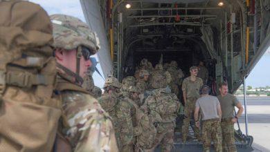 صورة انتشار قوات أمريكية خاصة في الكونغو الديمقراطية