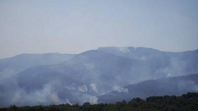 صورة السلطات الفرنسية تجلي آلاف السكان مع اندلاع حرائق جنوب شرقي البلاد