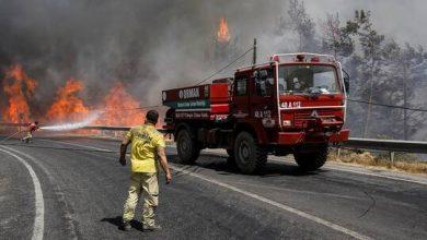 صورة تركيا.. ارتفاع حصيلة قتلى حرائق الغابات إلى 8