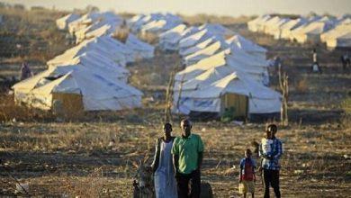 صورة الأمم المتحدة: نزوح 100 ألف شخص عن أمهرة وعفار بإثيوبيا فروا من القتال