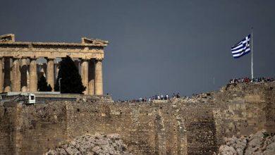 صورة اليونان تتهم تركيا بخرق مجالها الجوي