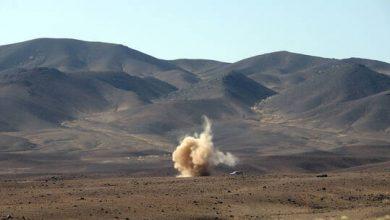 """صورة """"طالبان"""" تستنكر الغارة الأمريكية ضد """"داعش"""" في أفغانستان"""