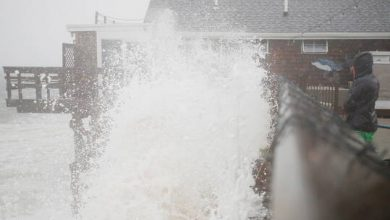 """صورة بايدن يعلن حالة الطوارئ في نيويورك وكونيتيكت بسبب إعصار """"هنري"""""""