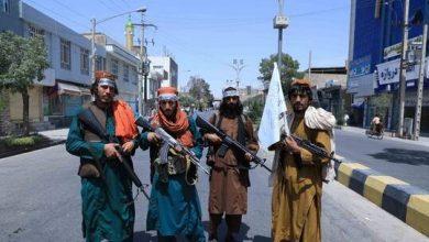 """صورة صحيفة: إطلالات مقاتلي """"طالبان"""" العصرية تثير الجدل على مواقع التواصل"""