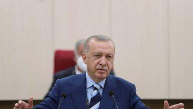 صورة اتصال هاتفي بين ولي عهد أبوظبي وأردوغان