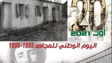 صورة سفارة الجزائر بالمجر وسلوفينيا تُحيي الذكرى 66 لأحداث 20 أوت 1955 تاريخ هجمات الشمال القسنطيني