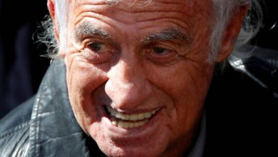 صورة وفاة نجم السينما الفرنسي جان بول بلموندو عن عمر ناهز 89 عاما