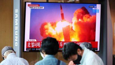 صورة كوريا الشمالية تكشف عن مواصفات صاروخ جديد اختبرته مؤخرا