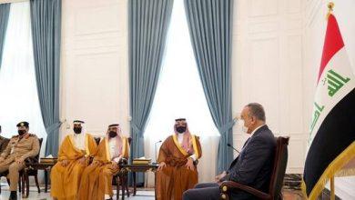 صورة الكاظمي يستقبل وزير الداخلية السعودي ويبحث معه ملف مكافحة الإرهاب