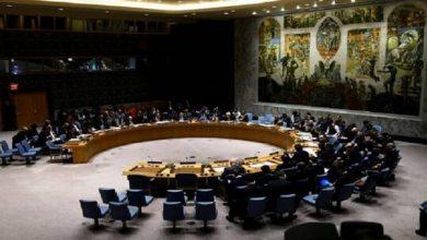 صورة مجلس الأمن يصدر بيانا حول سد النهضة