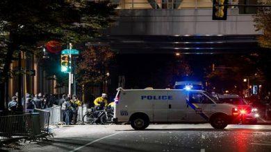 صورة مقتل شخص بإطلاق نار في مدينة بيتسبرغ الأمريكية