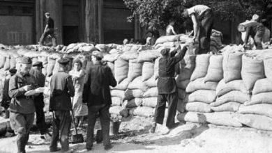 صورة وفاة عميل النازيين هيلموت أوبرلاندر في كندا