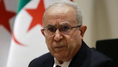 """صورة رمطان لعمامرة: إلغاء المحكمة الأوروبية اتفاقيتين مع المغرب """"مكسب تاريخي"""""""