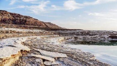 صورة هل أزاح النفط الملح وأحيا البحر الميت في الأردن؟.. وزارة الطاقة الأردنية تبحث عن إجابة