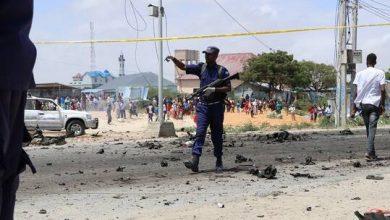 صورة الصومال.. مقتل 10 أشخاص بتفجير انتحاري في مقديشو