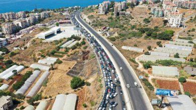 صورة النفط الإيراني سينقل إلى لبنان بشاحنات من سوريا