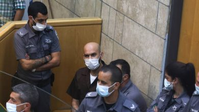 """صورة قيادي في """"الجهاد الإسلامي"""" الفلسطينية يكشف خطأ الأسيرين كممجي ونفيعات الذي أدى لاعتقالهما"""