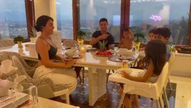 صورة طاهي رونالدو السابق يكشف أسراره الغذائية