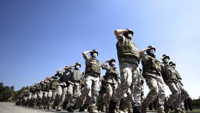 صورة جنرال تركي يكشف خطة بلاده العسكرية في حال نشوب حرب مع اليونان