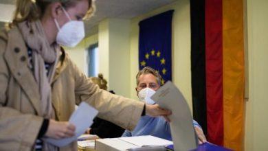 صورة ألمانيا.. مرشحة حزب الخضر تأمل بحصد المزيد من الأصوات
