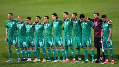 صورة المنتخب الجزائري يقهر جيبوتي بثمانية أهداف لصفر