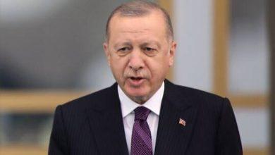 صورة أردوغان يصل أنغولا في مستهل جولة إفريقية