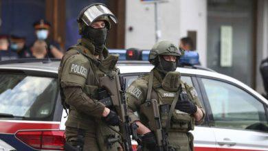 صورة الشرطة النمساوية تفتش سفارة بيلاروس في فيينا بسبب أنباء عن عبوة ناسفة داخلها