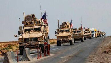 صورة مسؤولون أمريكيون: انفجار عند موقع لقوات الولايات المتحدة جنوب سوريا