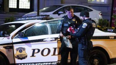 صورة الولايات المتحدة.. إصابة شرطيين ومقتل مهاجمهما في تبادل لإطلاق النار