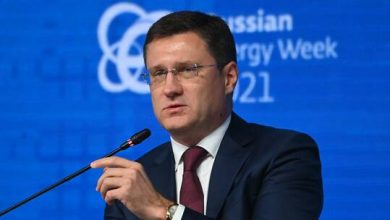 صورة نوفاك: أزمة الغاز في أوروبا قد تتكرر في المستقبل ونحن مستعدون لزيادة الإمدادات