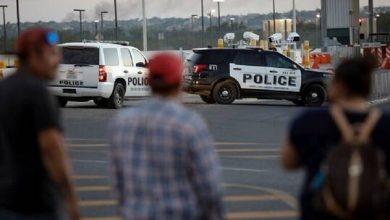 صورة الإفراج عن شاب من أصول إفريقية بكفالة بعد يوم من إطلاقه الرصاص بمدرسة في تكساس