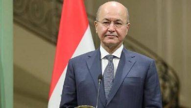 صورة الرئيس العراقي: انتخابات العاشر من أكتوبر تمثل نقطة تحول في البلاد