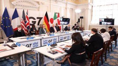 صورة مجموعة السبع تتفق على مبادئ التجارة الرقمية
