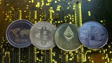 """صورة """"كوين شيرز"""": العملات المشفرة تستقطب تدفقات لثمانية أسابيع متتالية"""