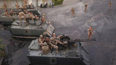 صورة لبنان..اشتباكات مسلحة في الشمال وحرق منازل تخلف قتلى وجرحى