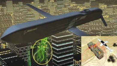 صورة تقرير: الصين تطور صاروخا يفجر نبضة كهرومغناطيسية قادرة على شل الاقتصاد الأمريكي
