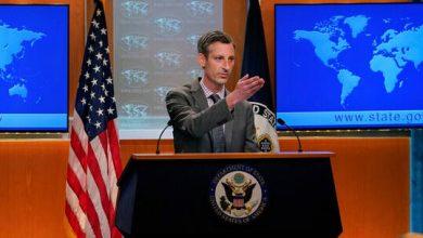 """صورة الولايات المتحدة بعد أحداث بيروت: """"حزب الله"""" يقوض أمن لبنان واستقراره"""