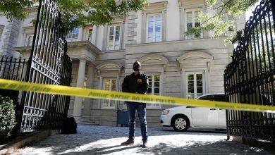 صورة مكتب التحقيقات الفدرالي الأمريكي يفتش منازل لأقرباء الملياردير الروسي ديريباسكا