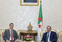 صورة رئيس لجنة الشؤون الخارجية يبحث آفاق التعاون الثنائي بين الجزائر وصربيا مع السفير أكسندر جانكوفييتش